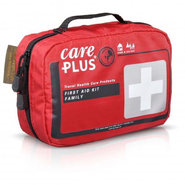 Care Plus - First Aid Kit Family - Erste-Hilfe-Set - Erste Hilfe Set rot 38325