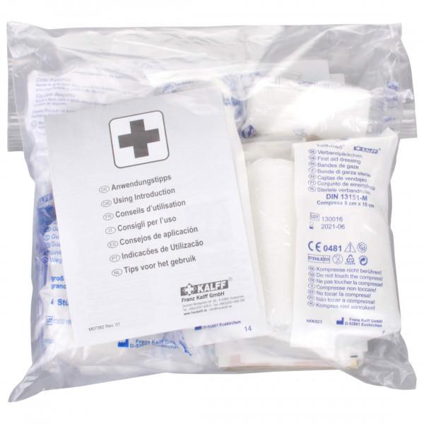 Kalff - Fllung Erste Hilfe Set: Bergfreunde Pro - First Aid Kit Farblos