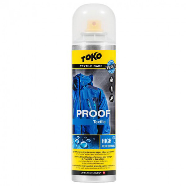 Toko - Textile Proof - Intensivimprägnierung 250 ml Gr 250 ml