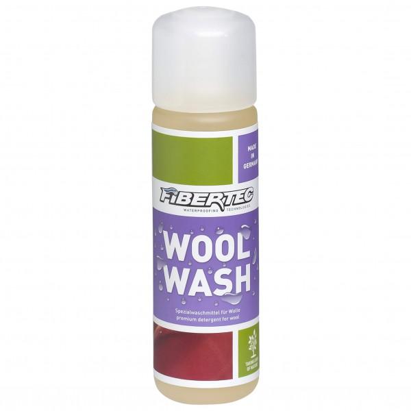 Fibertec - Wool Wash Waschmittel Gr 250 ml grün/weiß - broschei