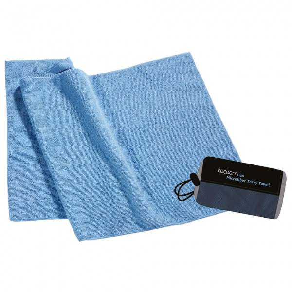 Cocoon - Terry Towel Light - Mikrofaserhandtuch...