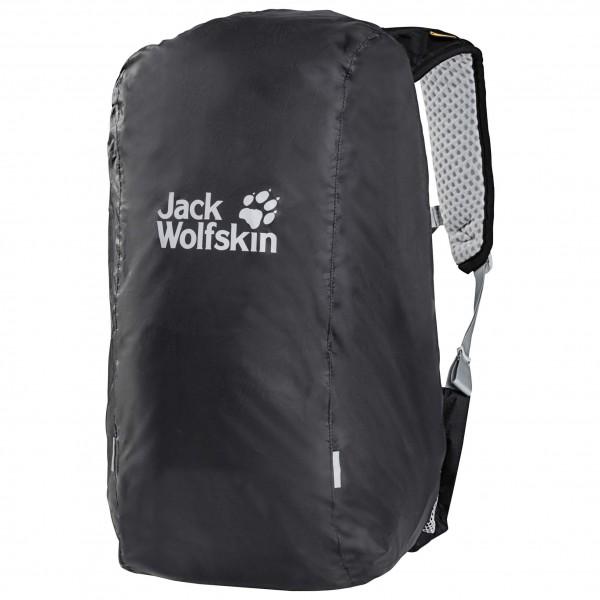 0151da672c7 Jack Wolfskin Raincover Regenhoes Maat 30 40 L Zwartgrijs jack wolfskin  kopen in de aanbieding