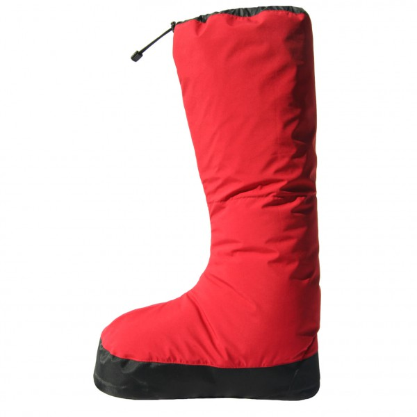 #Western Mountaineering – Expediton Booties Gr S rot#