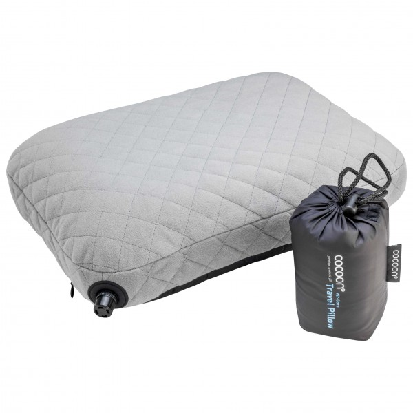 Cocoon - Air Core Pillow - Kissen Gr 28 x 38 cm Grau ACP3Q
