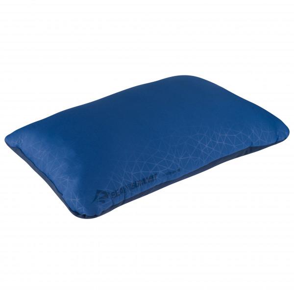 Sea to Summit - Foamcore Pillow - Kissen Gr Large Blau APILFOAMLNB