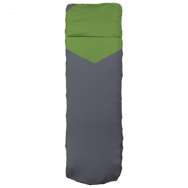 #Klymit – V Sheet – Decke Gr 58 x 182 cm grün/ gray#