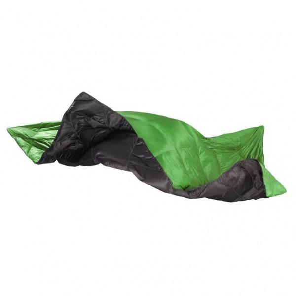 Nordisk - Ekeblad Leisure - Decke schwarz/grün