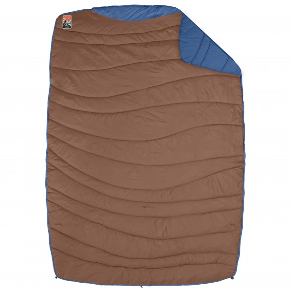 Nemo - Puffin Blanket - Decke braun