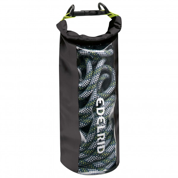 Edelrid - Dry Bag 1.6/5 - Packsack Gr 1,6 L schwarz/grau 727760160080