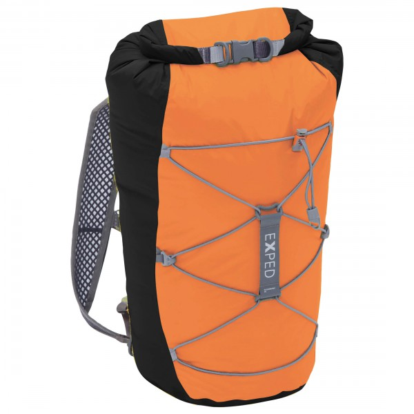 Image of Exped Cloudburst 25 Packsack Gr 25 l orange/schwarz