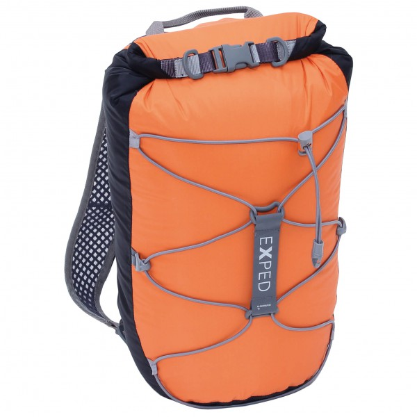 Image of Exped Cloudburst 15 Packsack Gr 15 l orange