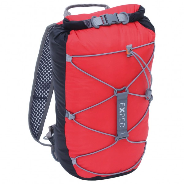Image of Exped Cloudburst 15 Packsack Gr 15 l rot/rosa