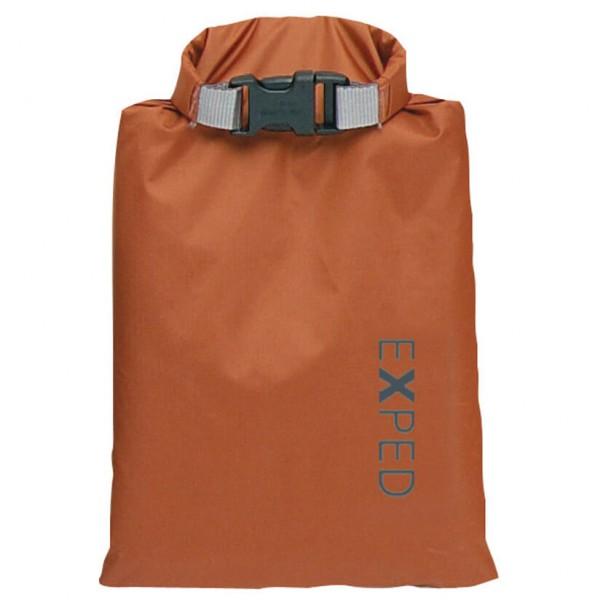 Exped - Crush Drybag - Packsack Gr XS - 2 Dimensional (0,75 Liter braun Preisvergleich