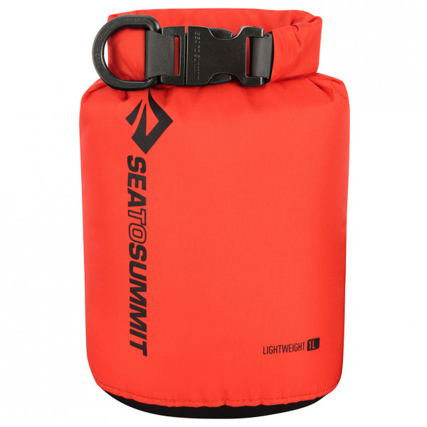 Sea to Summit - Lightweight 70D Dry Sack - Packsack Gr 13 l rot ADS13RD