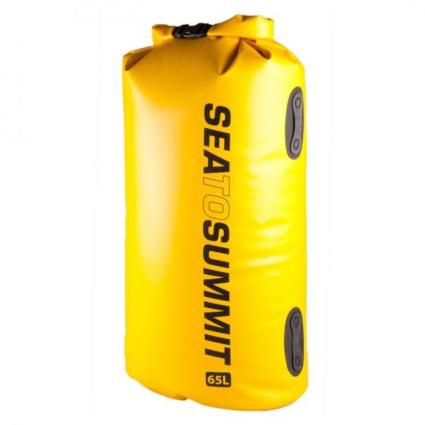 Image of Sea to Summit Hydraulic Dry Bag Packsack Gr 65 l orange/gelb