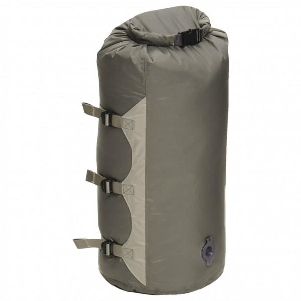 Image of Exped Waterproof Compression Bag Packsack Gr L;S grün;rot