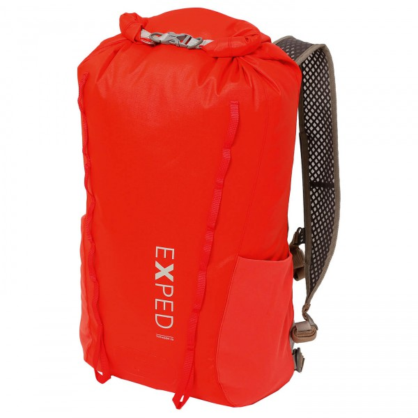 Image of Exped Typhoon 25 Packsack Gr 25 l rot