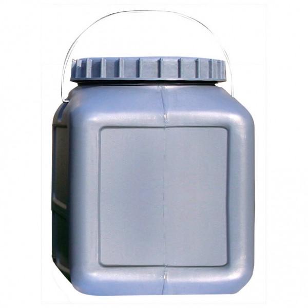 Image of Basic Nature Weithalstonne Eckig Packsack Gr 20 Liter;25 Liter;30 Liter grau