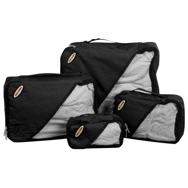 Basic Nature - PackSystem - Packsack Gr L schwarz/grau 015801