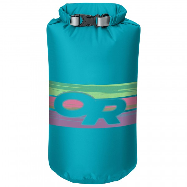 Haidemühl Angebote Outdoor Research - Graphic Dry Sack Packsack Gr 20 l türkis/blau
