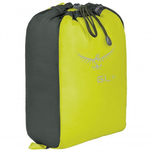 Ortrand Angebote Osprey - Ultralight Stretch Mesh Sack Packsack Gr 6 l gelb/schwarz