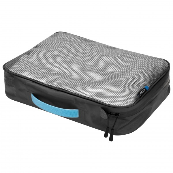 Image of Cocoon Packing Cube With Laminated Net Top Packsack Gr S;XL grau/schwarz