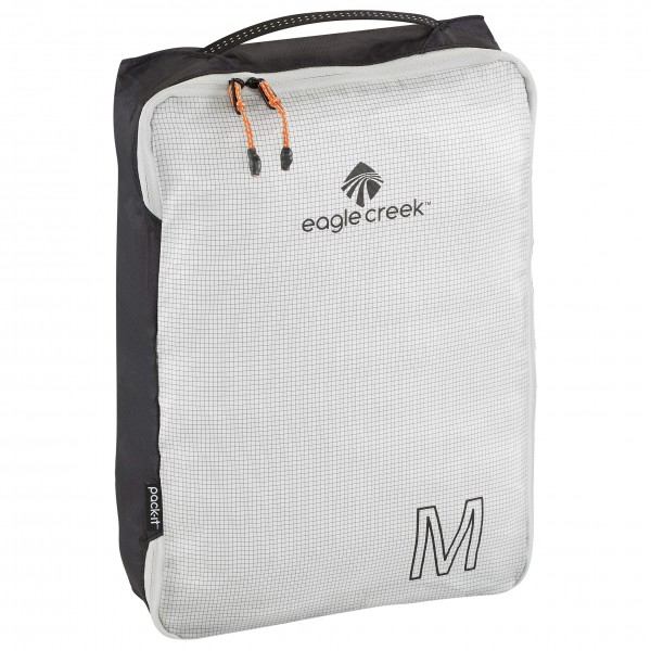 Image of Eagle Creek Pack-It Specter Tech Cube M 12 L Packsack Gr 12 l grau/weiß
