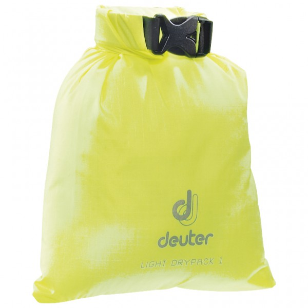 Deuter - Light Drypack 1 - Packsack Gr 1 l grün