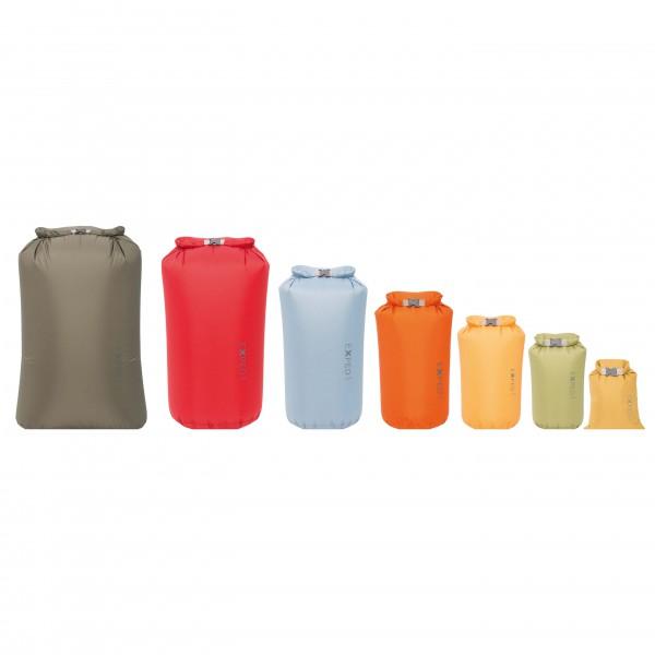 Image of Exped Fold Drybag Packsack Gr 1 l XXS;13 l L;3 l XS;40 l XXL;5 l S;8 l M beige;orange;grau/oliv;orange/beige;grau