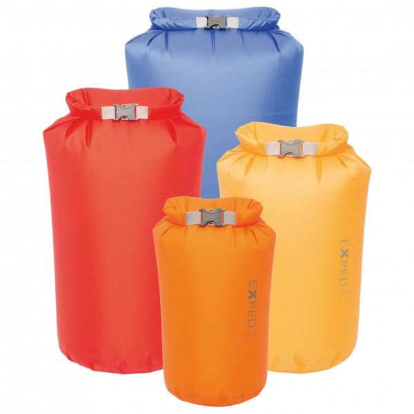 Image of Exped Fold Drybag UL Packsack Gr 3-13 l XS-L orange/rot