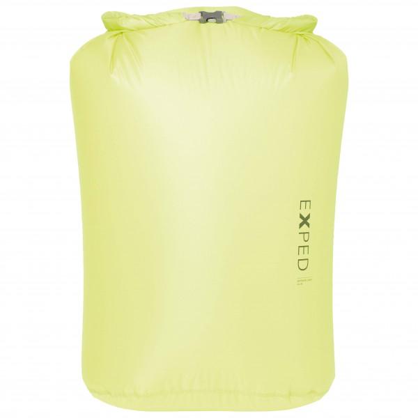 Image of Exped Pack Liner UL 30 Packsack Gr 30 l gelb/weiß/grün