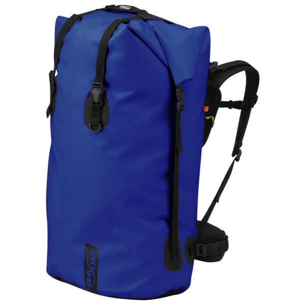 Image of SealLine Black Canyon Packsack Gr 65 l blau/lila/schwarz
