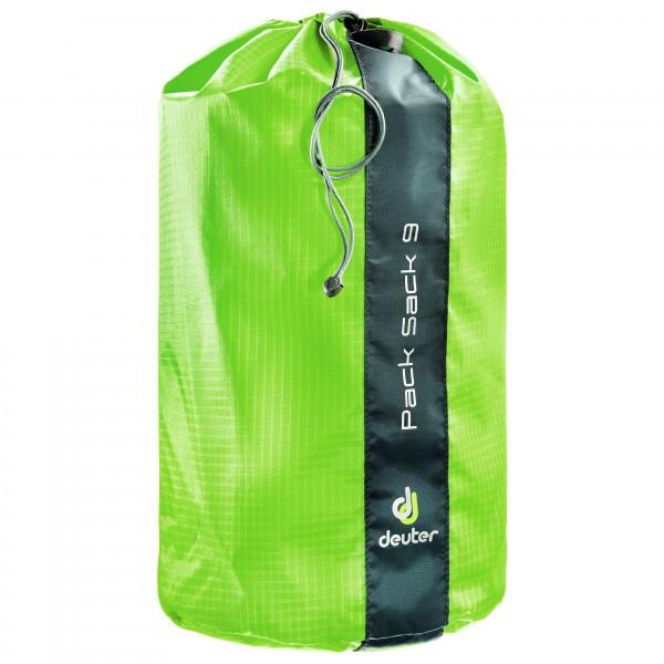 Image of Deuter Pack Sack 9 Packsack Gr 9 l grün