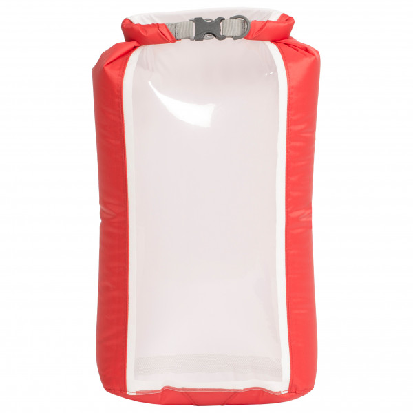 Image of Exped Fold Drybag CS Packsack Gr 8 l M weiß/rot