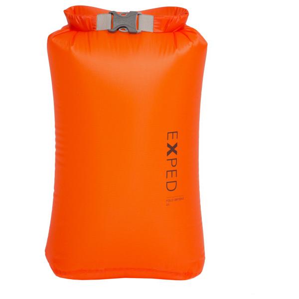 Image of Exped Fold Drybag UL Packsack Gr 3 l XS orange