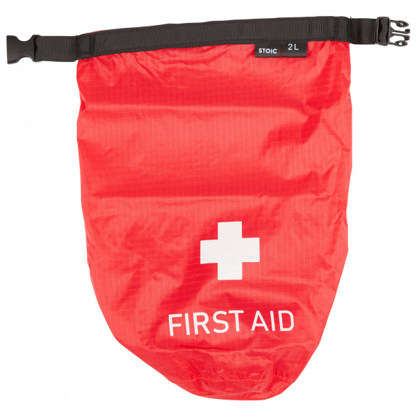 Stoic - Drybag First Aidst. - Stuff Sack Size 2 L  Red