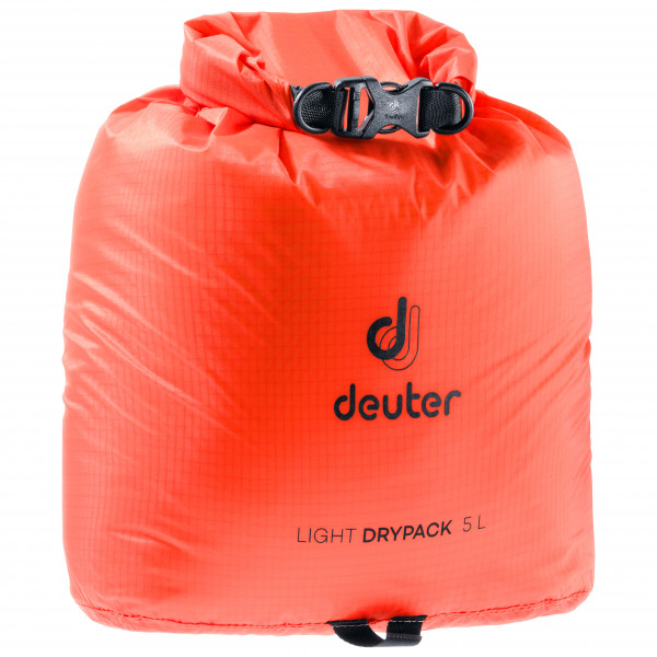 Deuter - Light Drypack 5 - Packsack rot 3940121