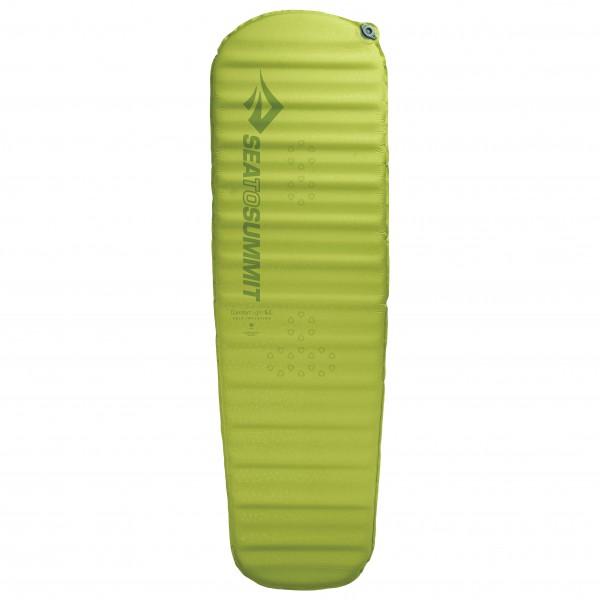 Sea To Summit - Comfort Light Self Inflating - Sleeping Mat Size Small  Yellow/green