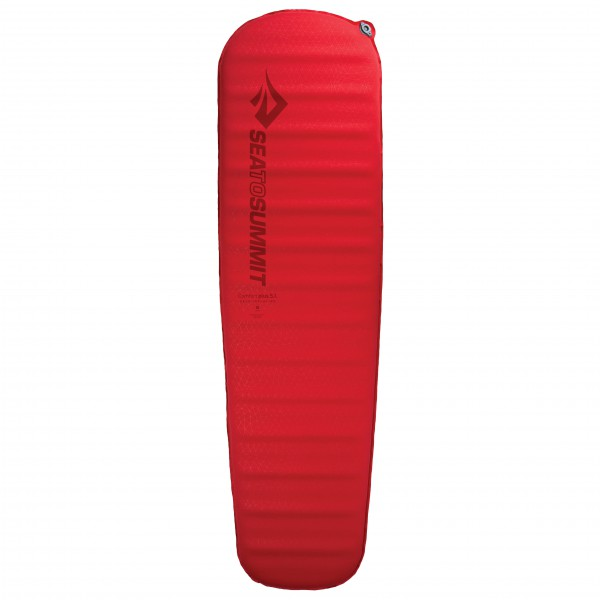 Sea To Summit - Comfort Plus Self Inflating - Sleeping Mat Size Regular  Red