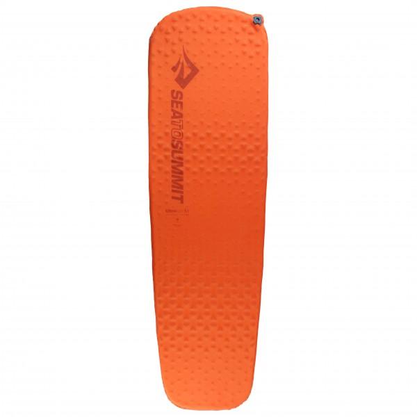 Sea To Summit - Ultralight Self Inflating Mat - Sleeping Mat Size X-small  Orange/red