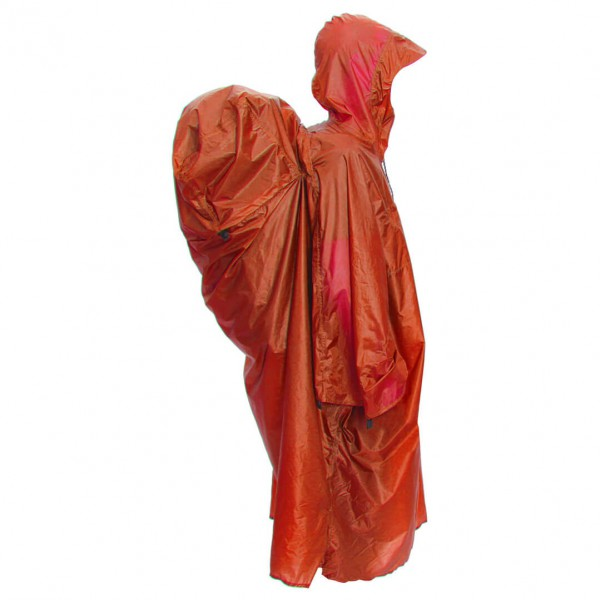 Exped - Pack Poncho UL - Poncho Gr L Rot 7640147763593