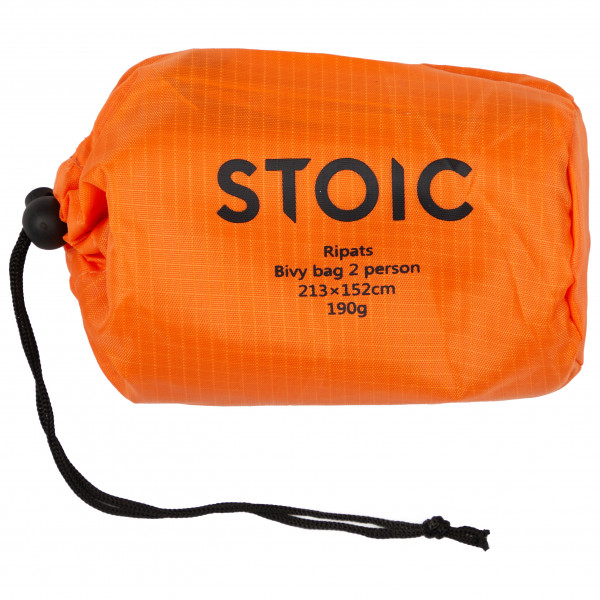 Stoic - Ripatsst. Bivy Bagst. Double - Bivvy Bag Size One Size  Orange