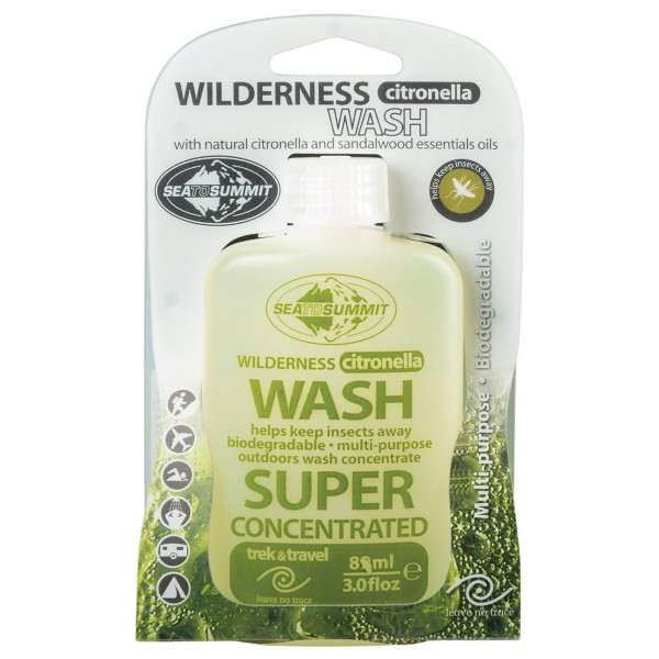 Sea to Summit - Wilderness Wash Citronella Gr 40 ml