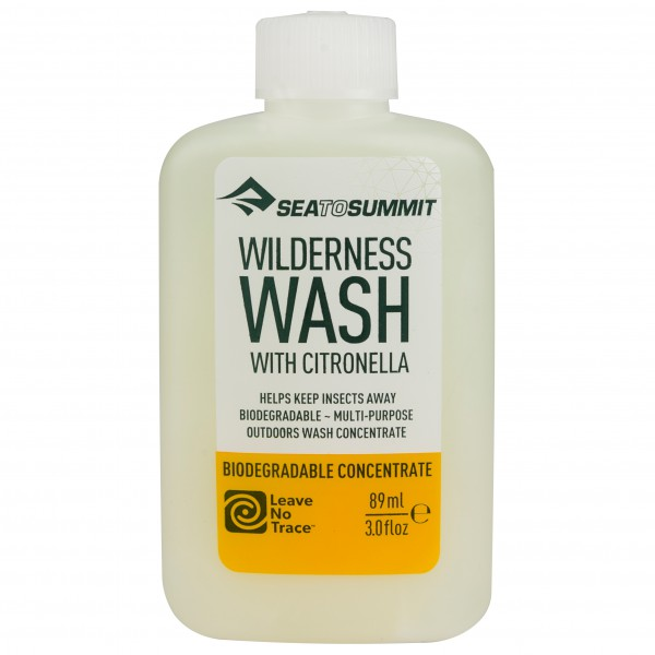Sea to Summit - Wilderness Wash Citronella Gr 250 ml;40 ml