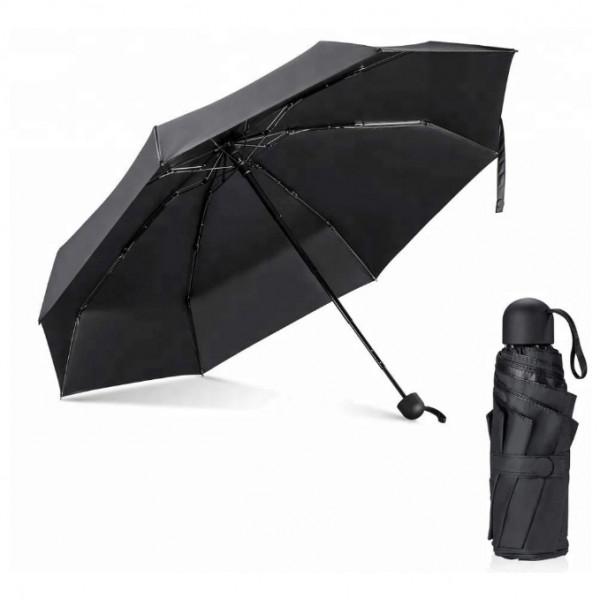 Origin Outdoors - Regenschirm Nano Gr One Size schwarz 020162