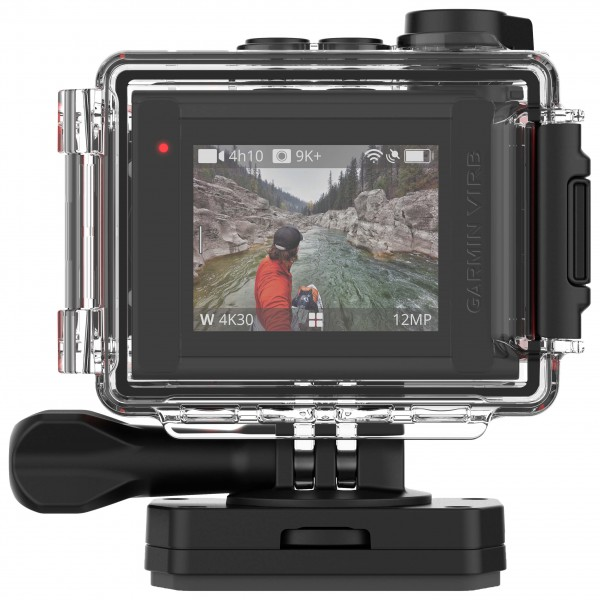 Garmin Virb Ultra 30 Action-Kamera Camera maat One Size zwart-rood