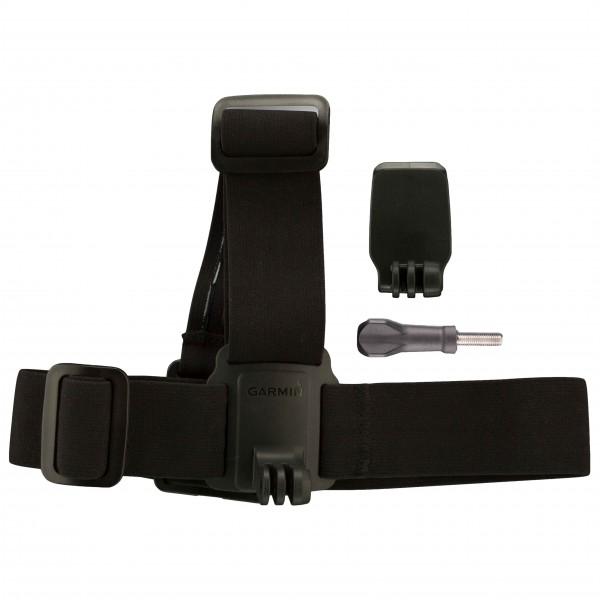 Garmin Virb X Kopf--Helm-Halterung maat One Size zwart