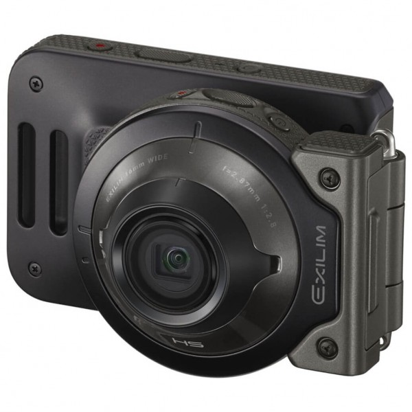 Casio EX-FR100 Camera zwart