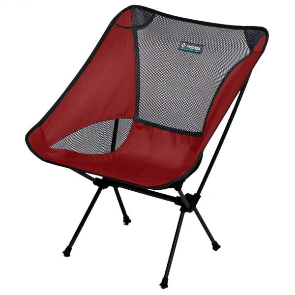 Helinox Chair One Campingstoel Rood kopen