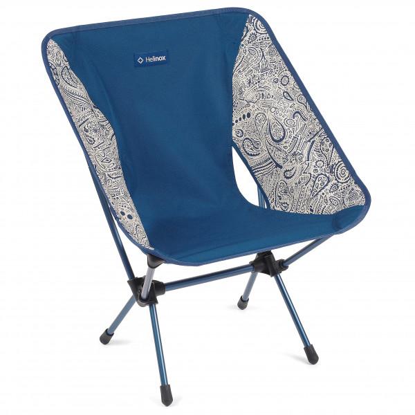 Helinox - Chair One - Camping Chair Size 52 X 50 X 66 Cm  Blue/grey